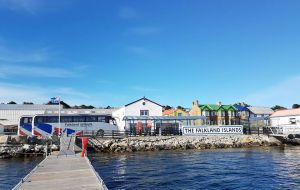 Tourism, one of the most dynamic sectors of the strong Falklands economy