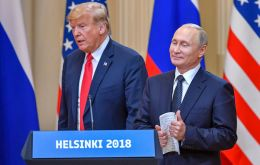 Four days after Trump stunned the world by siding with Putin in Helsinki over his intelligence agencies, the president issued the invitation to the Russian leader