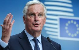 Michel Barnier welcomed good points in London's fresh proposal, but the priority should be on clinching a Brexit divorce deal over the next weeks