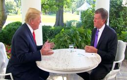"""I'm ready to go to 500,"" the president told CNBC's Joe Kernen in a ""Squawk Box"" interview aired Friday (Pic CNBC)"