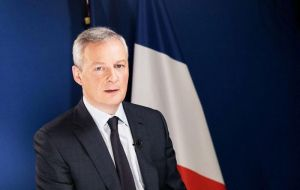 French Finance minister Bruno Le Maire recalled on the sidelines of the Buenos Aires meeting that differences remain on issues such as agriculture and livestock.