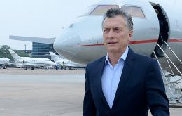 Macri at the BRICS summit is expected to consult his peers on the coming  G20 summit in Argentina and the agenda that will be addressed during that meeting