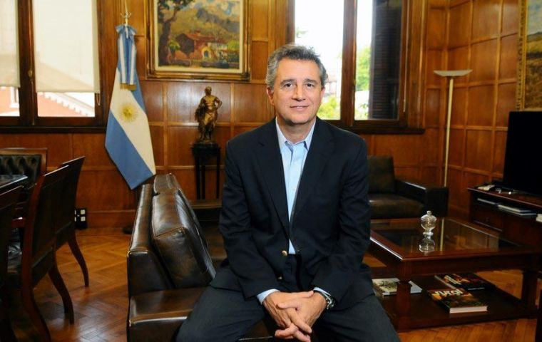 Luis Miguel Etchevehere, Argentina's Minister of Agribusiness will lead the discussions on comprehensive and responsible soil management