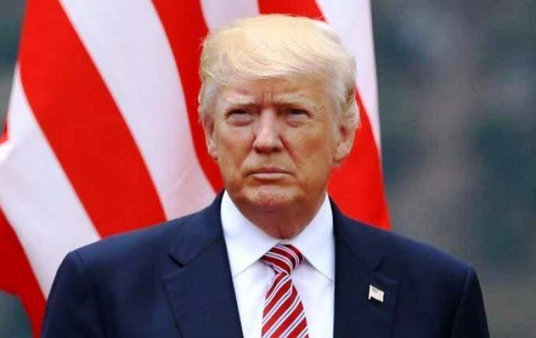 Trump has already slapped levies on goods from China worth tens of billions of dollars, as well as tariffs on steel and aluminum from the EU, Canada and Mexico