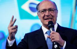 Conservative candidate and ex Sao Paulo governor Geraldo Alckmin, has been struggling to top 10% in opinion polls ahead of the October elections