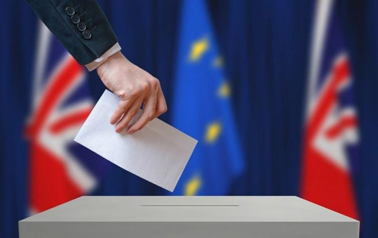 A referendum on the final terms of any Brexit deal, was supported by 42%, while  40% said there should not. The rest did not know.