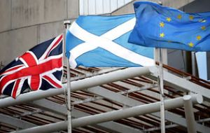 UK law officers have challenged Holyrood's own Brexit bill in the Supreme Court, which is considering whether legislation was within the devolved parliament's remit