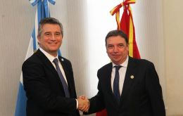 The MoU was stamped in Buenos Aires at the recent G20 Agriculture ministerial meeting by Argentina's Luis Miguel Etchevehere and Spain's Luis Planas.