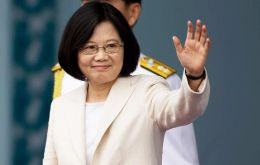President Tsai's itinerary in Paraguay includes visiting Taiwan's technical mission and the site of a planned Taiwan-Paraguay university of industrial technology