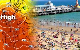 Nine of the 10 hottest years in the UK have happened since 2002 and 2017 was the fifth warmest on record, figures dating back to 1910 show, the Met Office said.