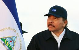 The interviews showed that the ex leftwing guerrilla who has ruled Nicaragua for 22 of the past 39 years, was digging in despite growing international condemnation