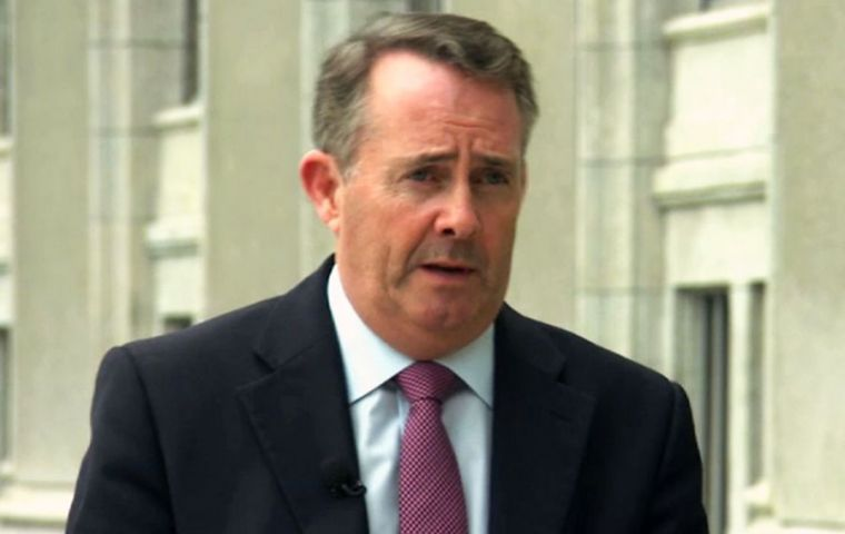 Mr Fox told the paper that he had not thought the likelihood of no-deal was higher than 50-50, but the risk had increased