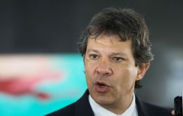 Ex Sao Paulo Mayor Fernando Haddad will become its presidential candidate if, as expected, jailed Lula da Silva is barred from running in the October election
