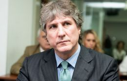 "A court found Amado Boudou 55, guilty of ""passive bribery"" and conduct ""incompatible"" with his duties as a public servant"