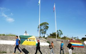 Earlier, a regional federal judge in Roraima ordered the border between Brazil and Venezuela closed while the state government made a request to the Supreme Court