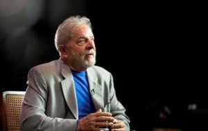 A court rejected Lula da Silva's his request to take part in the debate by jail cell video link