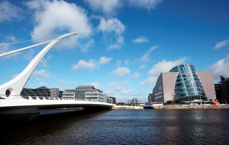 Slow progress in Brexit negotiations 'has forced many insurance companies to draw up plans to move part of their business out of UK, with Dublin favored'