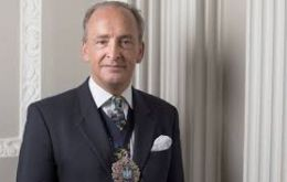 London's Lord Mayor Charles Bowman told website Politico between 5,000 and 13,000 jobs could go by the UK's departure on 30 March 2019