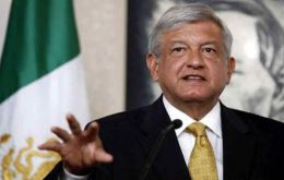 Lopez Obrador said he will abandon the secret service-style protection used by his predecessor in favor of a security detail of 20 unarmed men and women