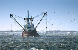 The study paired a global database of marine catches developed by researchers at the University of British Columbia with a seafood trade database from FAO