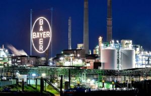 Bayer said it trusts glyphosate based on the strength of the science, the conclusions of regulators around the world and decades of experience