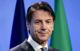 "Italian Premier Giuseppe Conte called it ""an immense tragedy ... inconceivable in a modern system like ours, a modern country."""