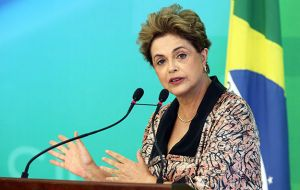 Rousseff was impeached and removed from office for an action that even her opponents admitted was not an impeachable offense