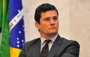 Judge Sergio Moro has been lionized by Brazil's right-wing news media. He has become untouchable