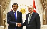 The announcement followed a meeting of the Amir with the Turkish president Recep Tayyip Erdogan on Wednesday in Ankara