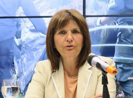 La ministra de Seguridad, Patricia Bullrich, firmó una orden el jueves ofreciendo el 5% del dinero recuperado, hasta US $ 675,000.