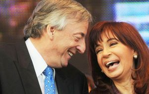 Authorities are investigating alleged corruption over more than a decade during the governments of Cristina Fernandez and her predecessor Nestor Kirchner
