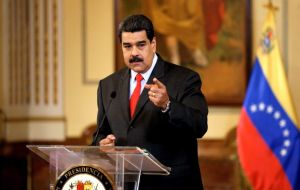 "The embattled Maduro, a former bus driver and union leader, said the country needed to show ""fiscal discipline"" and stop the excessive money printing"