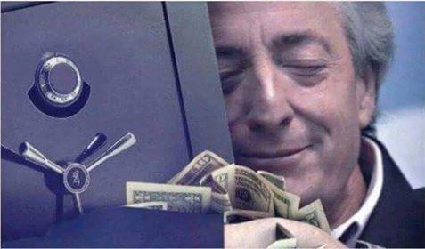 Los cuadernos registraron meticulosamente cómo se recogió el dinero del soborno y lo entregaron en la residencia oficial o en el hogar del entonces presidente Néstor Kirchner.