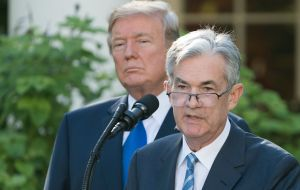 "Chairman Jerome Powell said a discussion on the operating framework of monetary policy would likely take place ""in the fall,"" according to the minutes"