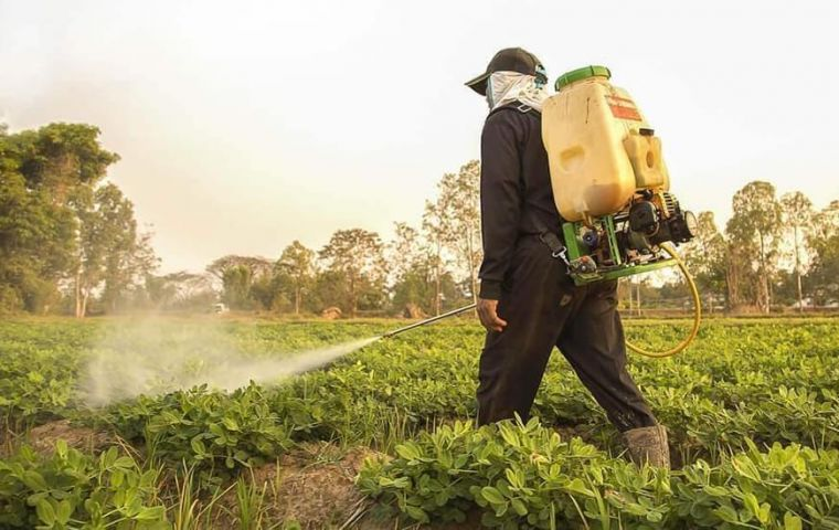 """If the decision is maintained, Brazil would be the first country to totally restrict the use of glyphosate,"" the government said in the appeal filed on Wednesday"