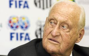 Teixeira had already stepped aside when the Zurich bribery case broke out. He was no longer protected by his ex-father in law, ex FIFA president Joao Havelange.