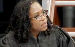 "Judge Ketanji Brown Jackson said in a court order that Trump's orders would  ""undermine federal employees' right to bargain collectively."""