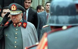 The case involves embezzlement of public funds and the court said the money cannot remain with Pinochet's family because it comes from an illegal origin