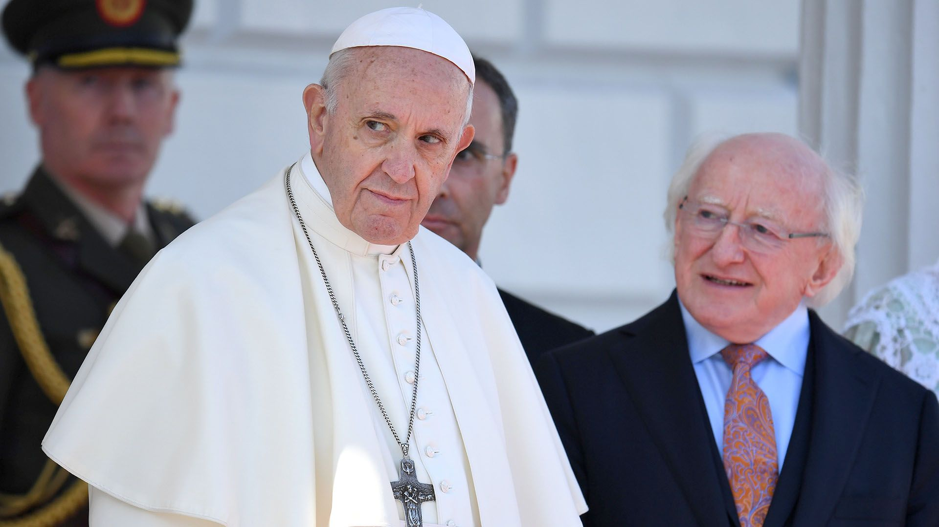 """El pontífice estaba """"amargado"""" por una carta del ex embajador del Vaticano en los Estados Unidos, el arzobispo Carlo María Vigano"""