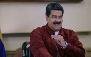 "The free flight home and the promised job assistance are a part of the ""Return to Homeland"" program announced by populist president Nicolas Maduro"