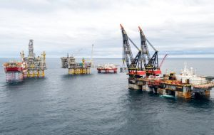 Carcara, estimated to hold similar volumes of oil as Norway's 2.2 billion-3.2 billion barrels Johan Sverdrup discovery, is expected to start production in 2023-24