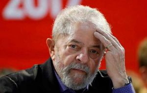 That strategy would keep Lula in the spotlight until the absolute last minute, perhaps rallying support from backers to his running mate Haddad