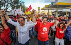 Lula and PT are appealing the conviction and the electoral court ruling. The ruling had been widely expected and there were no immediate street protests