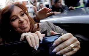 Cristina Fernandez legacy pulverized Macri's soft approach to the Argentine economy