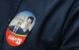A small political party Novo, filed the complaint after Lula appeared on a radio on Saturday