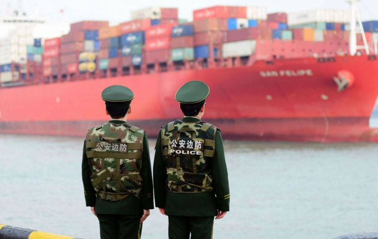 The trade deficit deterioration came a day before the end of a public comment period on a list of US$ 200 billion of Chinese goods expected to be hit with tariffs
