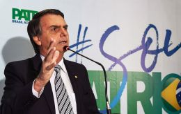 According to the latest medical reports Bolsonaro should be ready to retake campaign activities a week before the presidential election on October 7