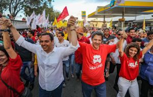 The PT's strategy has been to keep Lula's candidacy alive for as long as possible, then work to transfer his support to Haddad, whose backing is in single figures