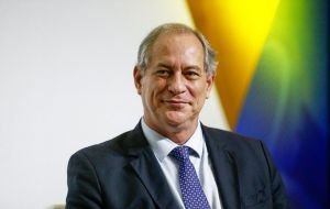 Ciro Gomes is the closest to a runner up in a pack of four potentials. But in the end of October runoff could be ahead of Bolsonaro 40% to 37%