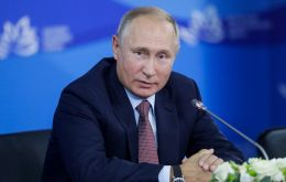 Putin speaking at an economic forum in Vladivostok, said Russia had located the two men, but that there was nothing special or criminal about them